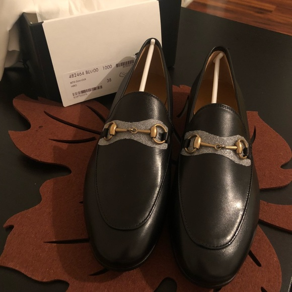 32c4553df Gucci Shoes | Jordan Leather Loafer | Poshmark